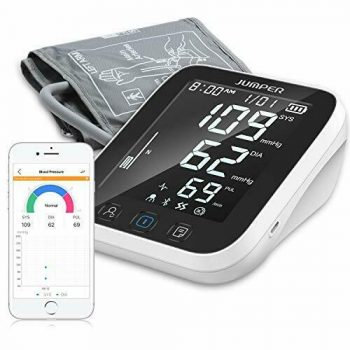 JUMPER JPD-HA121 Wireless Upper Arm Blood Pressure Monitor