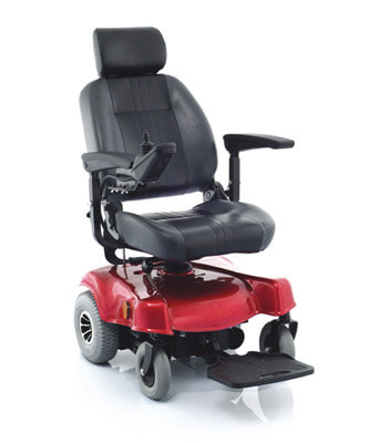 Yuwell Electric Wheel Chair D310
