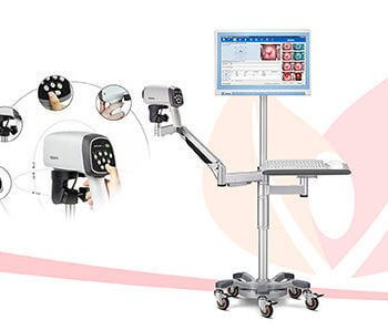 Video Endoscopy / Colposcope Edan C6A