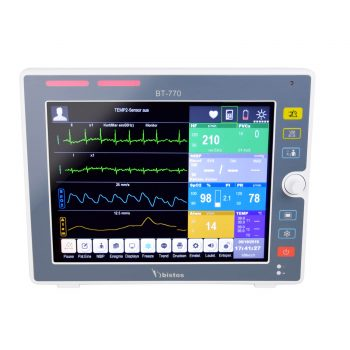 Multi-parameter patient monitor, BT-720, Bistos