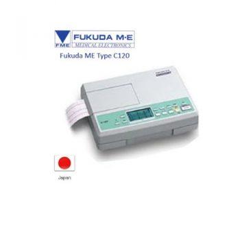Fukuda 3 Channel ECG Machine C120 Japan