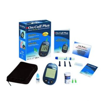 OnCall Plus Blood Glucose Test Strips