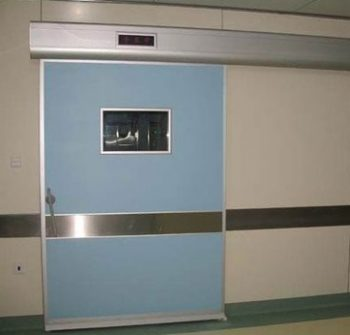 Automatic Door for Hospital OT Room