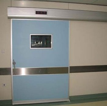Automatic Door for Hospital OT Room
