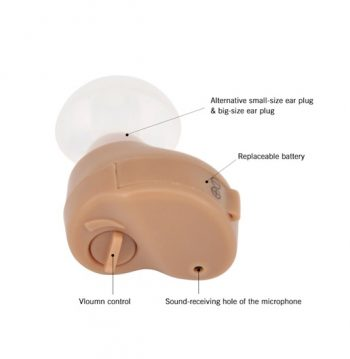 Ear Digital Hearing Aid XINGMA XM-900A