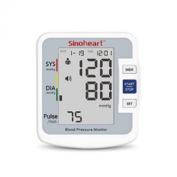 Sinoheart™ Blood Pressure Monitor BA-801