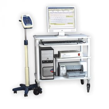 RMS Quest 24 Channel Polysomnography Machine With Video