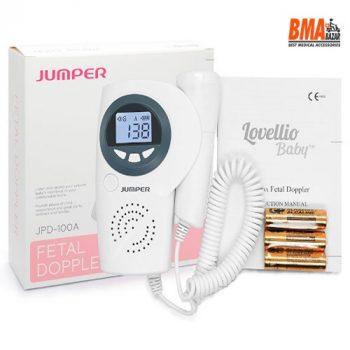 JUMPER Fetal Doppler JPD-100A + (FDA & CE Certified)