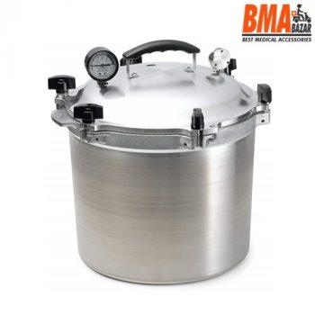 "Autoclave Portable Steam Sterilizer- 10""x12"" Electric Made In Bangladesh"