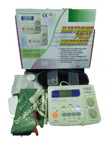 Physiotherapy Product Electronic Pulse Massager Tens Unit EA-F24
