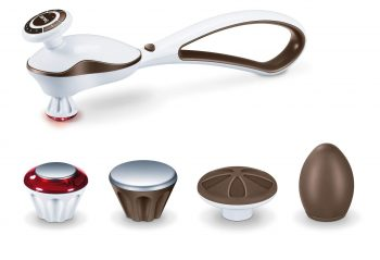 Beurer MG 510 To Go tapping massager