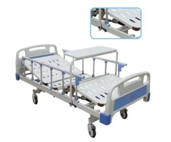 HR-828 ELECTRIC THREE-FUNCTION MEDICAL CARE BED