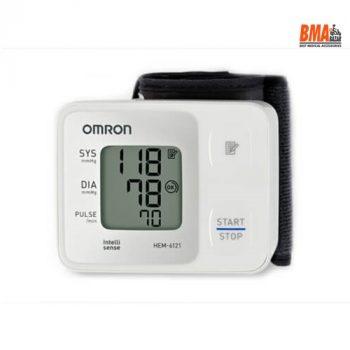 OMRON Wrist Blood Pressure Monitor HEM-6121