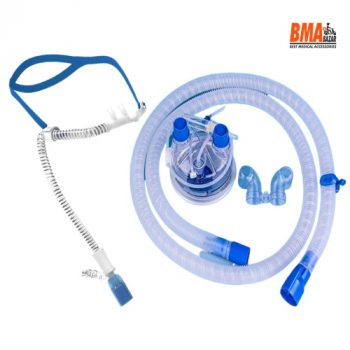 Emedical HFNC Patient Circuit With Humidifier chamber And Nasal Cannula for Respicare