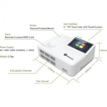 Lifotronic- FA-160 Immunofluorescence Analyzer
