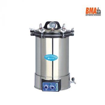 18L Portable Electric Heated Steam Sterilizer